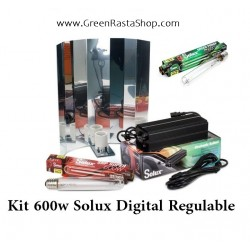 KIT 600W SOLUX DIGITAL...