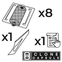 CLONE CAPSULE 8 ROOTEC...