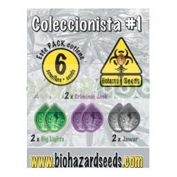 COLECCIONISTA 1 (BIOHAZARD...